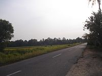 Secondary road near Langgar.JPG
