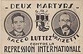 Secours rouge international 1927 Sacco et Vanzetti.jpg
