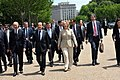 Secretary Clinton Hosts a Working Lunch for French President Hollande (7241267032).jpg