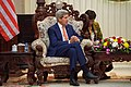 Secretary Kerry Addresses Laotian Prime Minister Thammavong at Outset of Bilateral Meeting in Vientiane (23967879774).jpg