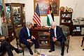 Secretary Kerry Meets With Palestinian Authority President Abbas in Jordan Amid Series of Conversations in Jordan.jpg