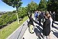 Secretary Pompeo Tours Old City Bern UNESCO World Heritage Site (47980276188).jpg