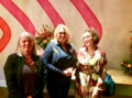 Secretary of State Karen Bradley was delighted to attend an advance screening of Peter Jackson's First World War film,They Shall Not Grow Old. (44027433920).png
