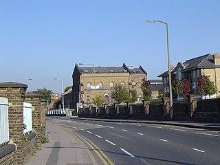 Seething Wells human settlement in United Kingdom