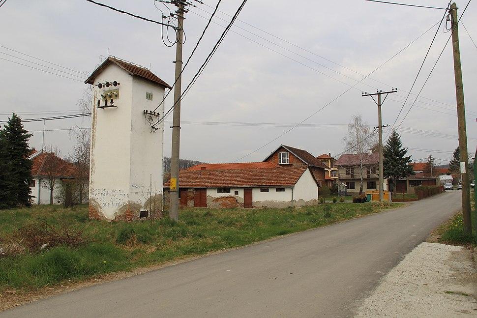Selo Gorić - opština Valjevo - zapadna Srbija - panorama 3