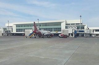 Ahmad Yani International Airport airport