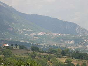 Panorama di Senerchia