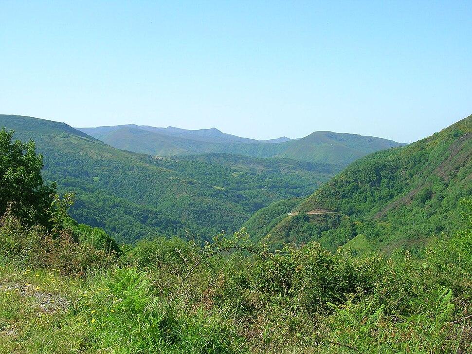 Serra do Courel, Galiza