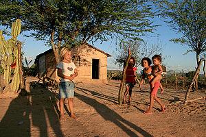 Resultado de imagem para interior do norte e nordeste do Brasil