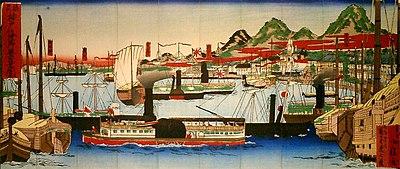 Sesshu Kobe coast prosperity view.jpg