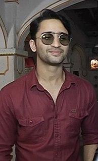 Shaheer Sheikh Indian actor (born 1984)