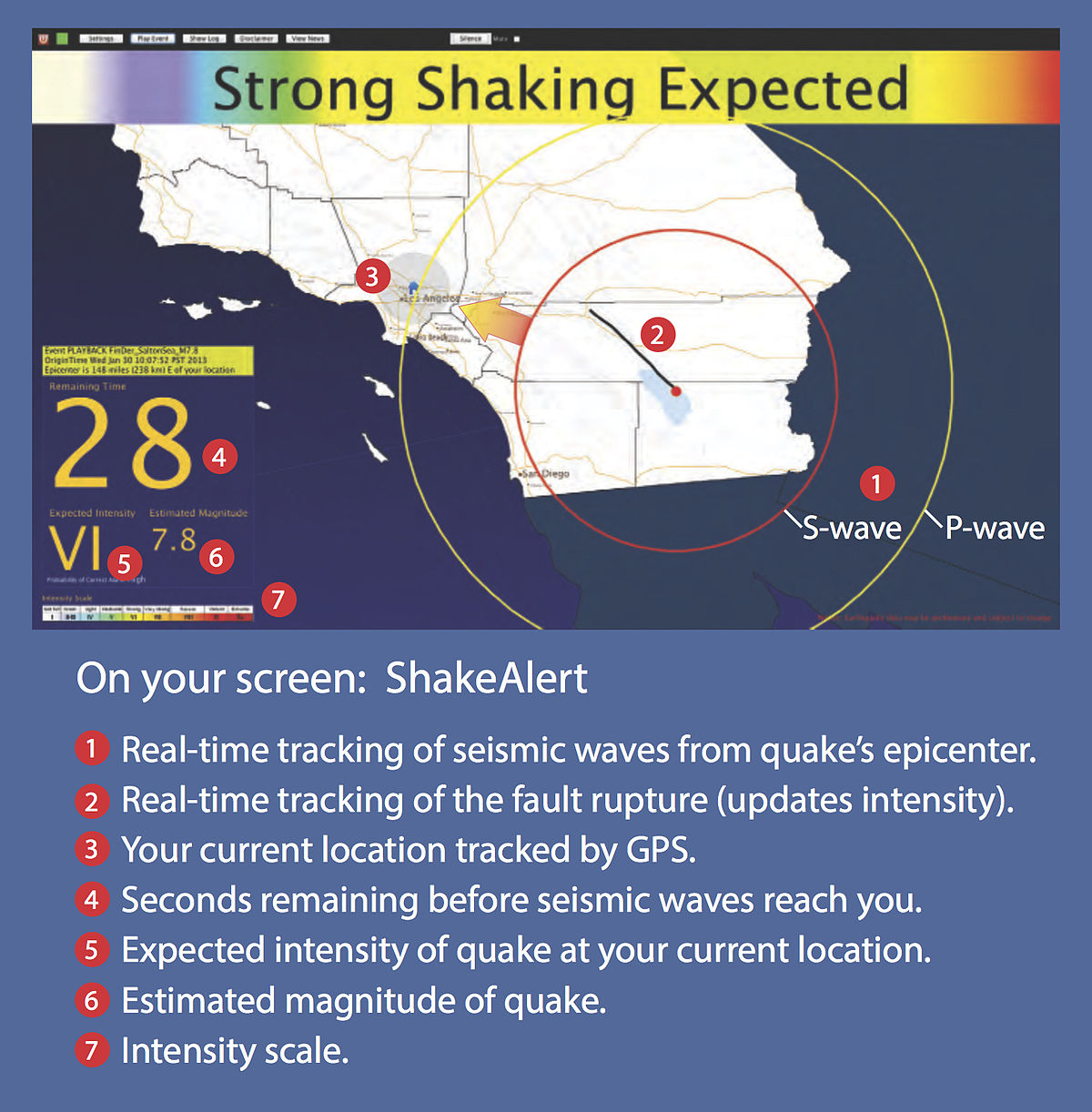 Earthquake Warning System Wikipedia Related Links More Circuit About Alert Alarm