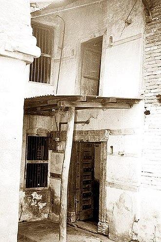 Shastriji Maharaj - Birthplace and Childhood home of Shastriji Maharaj (Dungar Patel) in Mahelav, Gujarat