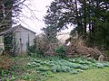 Shed in the Churchyard, Winterborne Whitechurch - geograph.org.uk - 710394.jpg