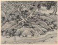 Shen Zhou - Twelve Views of Tiger Hill, Suchou, The Fool's Spring - 1964.371.2 - Cleveland Museum of Art.tiff