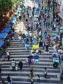 Shoppers on a Pedestrian Mall in Sao Paulo - Brazil.jpg