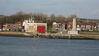 Shoreham Harbour Lifeboat Station - Image: Shoreham Lifeboat Station geograph.org.uk 756554