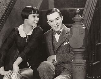 Louise Brooks - Brooks and Gregory Kelly in The Show-Off (1926)