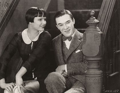 Brooks and Gregory Kelly in The Show-Off (1926)