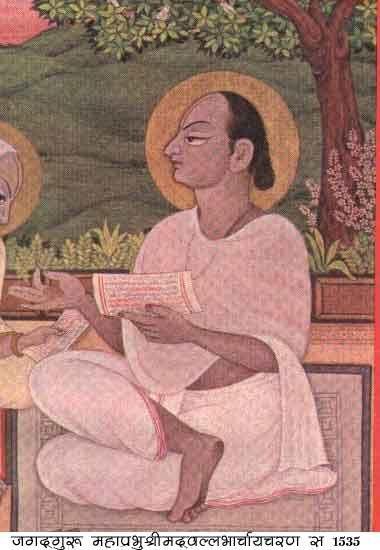 Shri mahaprabhuji