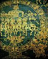 Shroud of Charlemagne manufactured in Constantinople 814 small.jpg