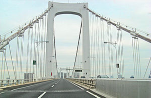Route 11 (Shuto Expressway) - Rainbow Bridge