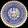 Siegelmarke Königliche Eisenbahn - Direction Berlin - Kanzlei W0229451.jpg