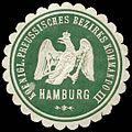 Siegelmarke Koenigl. Preussisches Bezirkskommando III W0307982.jpg