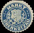 Siegelmarke Markt Oberkotzau W0351996.jpg