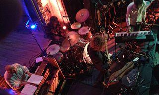 Kåre Opheim Jazz drummer