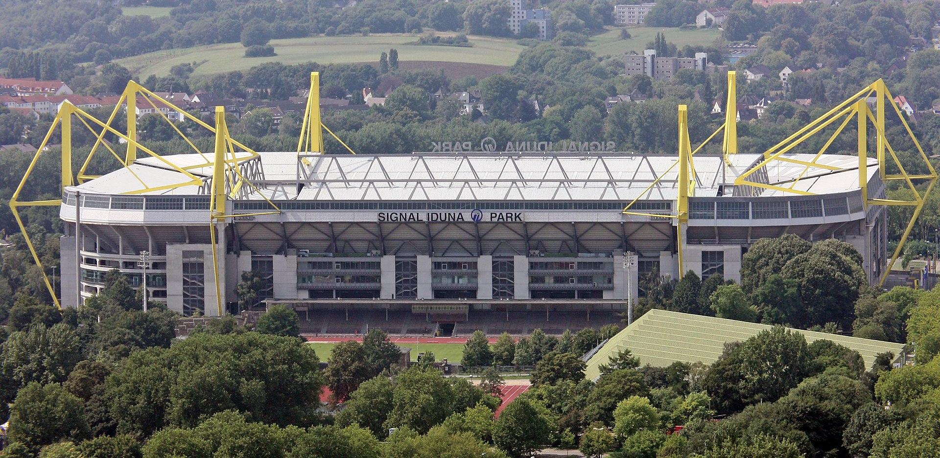 Football Stadiums - Signal Iduna Park, Dortmund