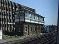 Signal box at Eastborne station.jpg