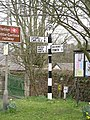 Signpost, Armathwaite - geograph.org.uk - 946795.jpg