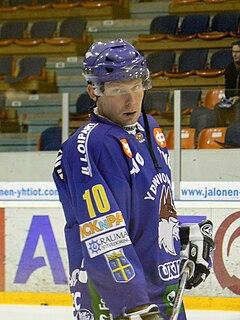 Mike Siklenka Canadian ice hockey player