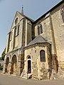 Sillé-le-Guillaume (Sarthe) église, extérieur (01).jpg
