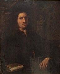 Portret van een man, waarschijnlijk Frederik van Leenhof (1647-1713)