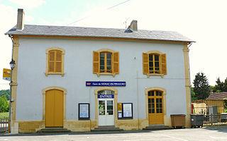 Siorac-en-Périgord station