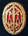 Sir Ivison Macadam's Knight Bachelor breast badge.jpg