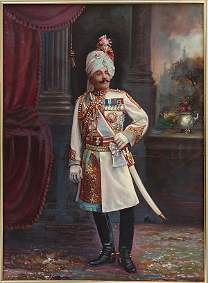 Pratap Singh of Idar - Sir Pratap Singh of Idar