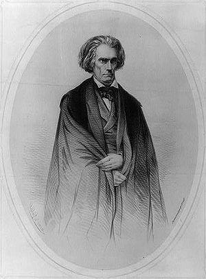 Nullification Crisis - John C. Calhoun
