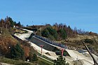 Ski Slopes at the Ski Village, Sheffield - 1 - geograph.org.uk - 1125075.jpg