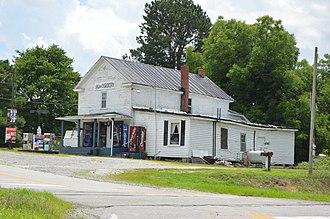 Skipwith, Virginia - Skipwith Grocery