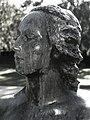 Skulptur, 1933, Säerin, Schreitende in Riehen von Jakob Probst 6.jpg