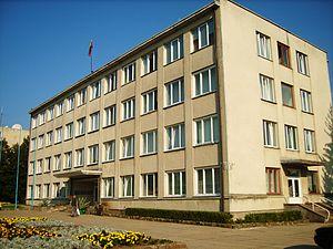 Skuodas District Municipality - Administration of municipality