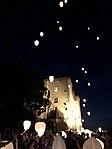 Sky Lanterns Château de Montsoreau Museum of contemporary art.jpg
