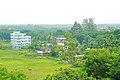 Sky over Shahjalal Hall at University of Chittagong (02).jpg