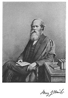 henry john stephen smith wikiquote