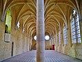 Soissons Abbaye Saint-Jean-des-Vignes Refectoire Innen 4.jpg