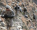 Soldiers Patrol Kunar Province DVIDS255527.jpg