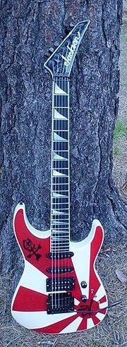 Jackson Soloist - Wikipedia on